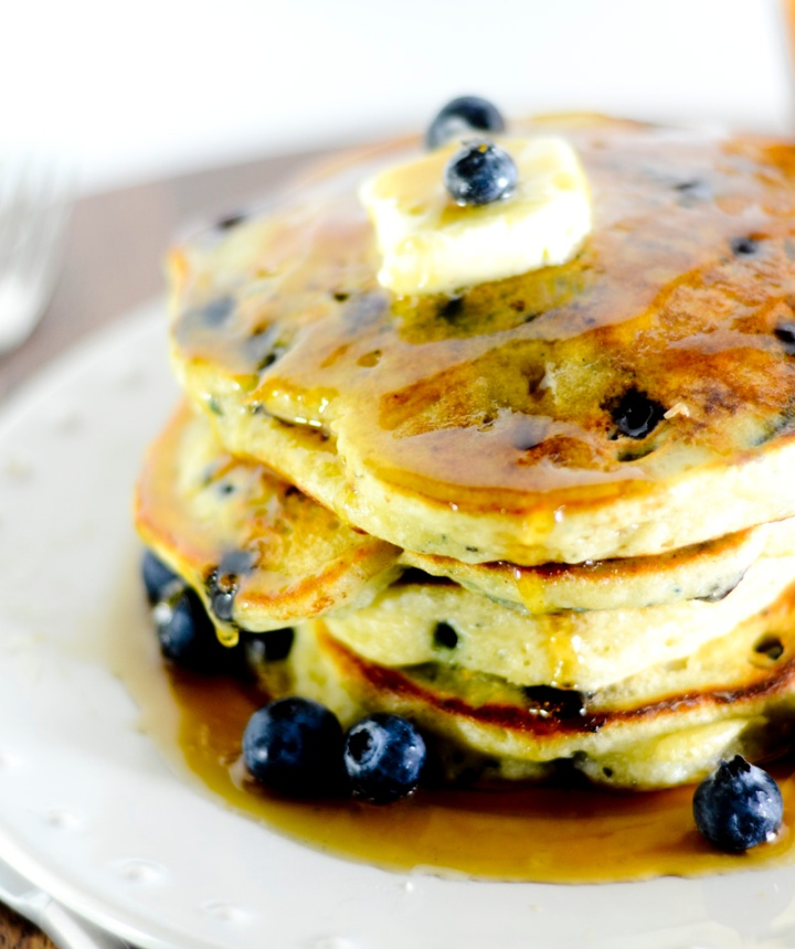 Saturday Morning Pancake Recipe